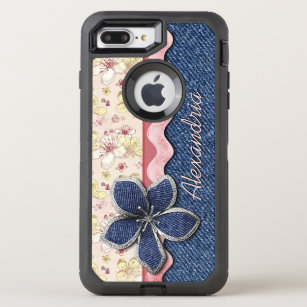 new arrivals 11b03 3bc51 Jean iPhone 8 Plus/7 Plus Cases | Zazzle