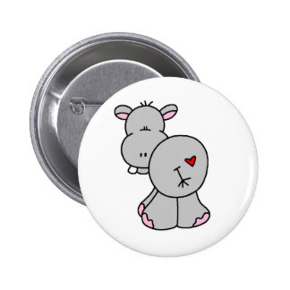 Custom Hippo Back Button