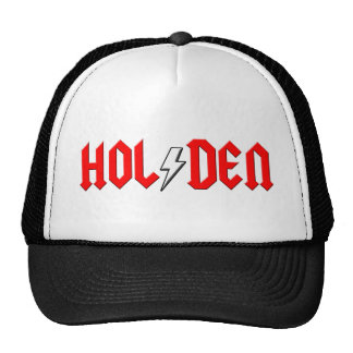 custom HOLDEN rock and roll shirt Trucker Hat