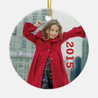 Custom Holiday Ornament for Siena 2015 4
