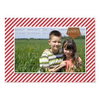 Custom  Holiday Photo Card | Custom Invitation