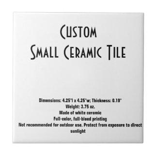 Custom Home Tiles