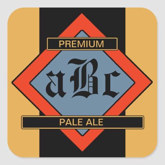 Custom Homemade Beer/Wine Labels