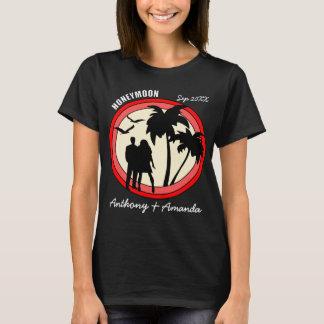 custom honeymoon T-Shirt