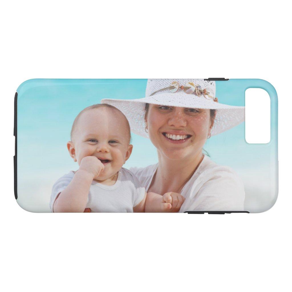 Custom Horizontal Photo Template iPhone 8 Plus/7 Plus Case