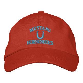 Custom HorseShoe Pitching Cap