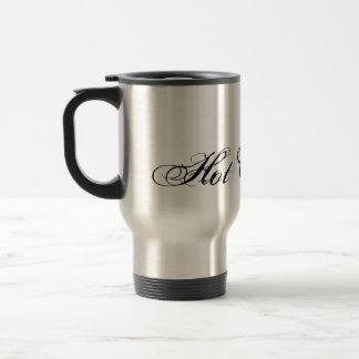 Custom Hot Chocolate Travel Mugs - Personalize