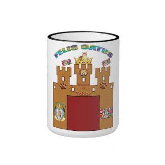 Custom - House of Cat Mug - Tabby