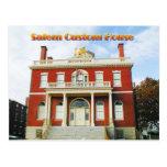 Custom House, Salem, Massachusetts Post Card
