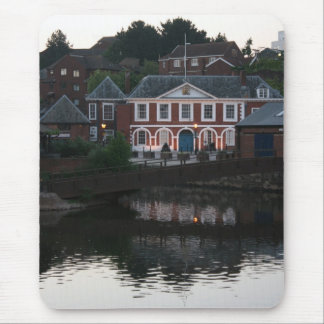 Custom House, The Quay, Exeter, Devon, UK Mouse Pad