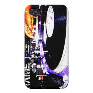 Custom i iPhone 4/4S case