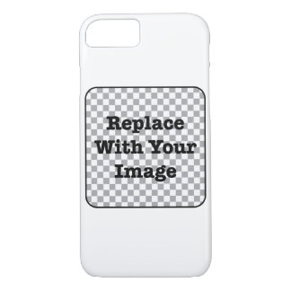 Custom Image - Replace With Your Own Photo iPhone 8/7 Case
