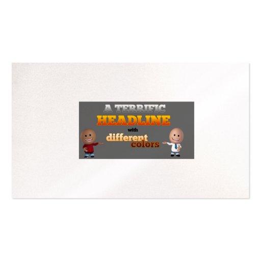 Custom for Business Card