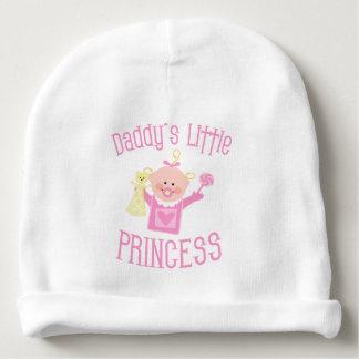 "Custom Infant ""Daddys Little Princess"" Baby Beanie"