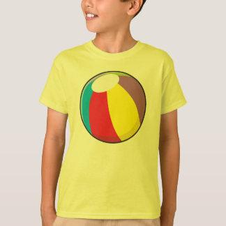 Custom Inflatable Plastic Beach Ball Kids Shirts
