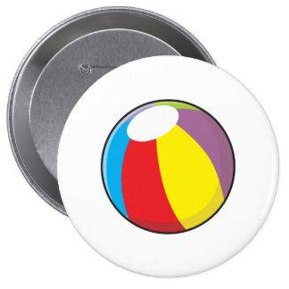 Custom Inflatable Plastic Beach Ball Mugs Buttons
