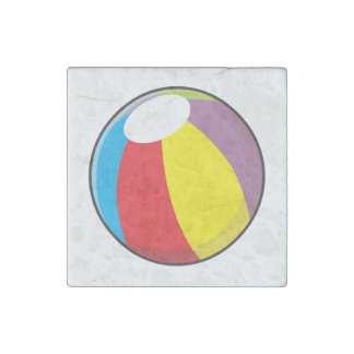 Custom Inflatable Plastic Beach Ball Pillows Pins Stone Magnet