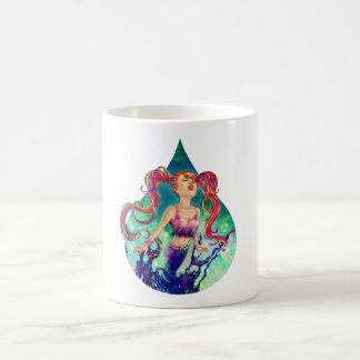 Custom Ink Girl Plain Mug