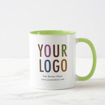 MISOOK Custom Inside Color Mug Promotional Business Logo