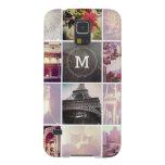 Custom Instagram 12 Photo Galaxy S5 Case Galaxy S5 Cases
