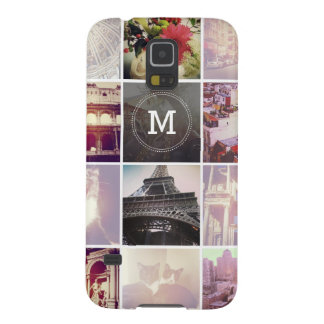 Custom Instagram 12 Photo Galaxy S5 Case