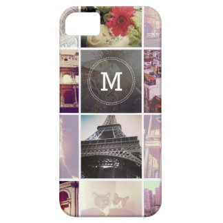 Custom Instagram 12 Photo iPhone 5 / 5S Case iPhone 5 Covers