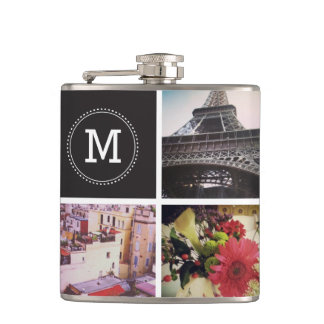 Custom Instagram 7 Photo Flask