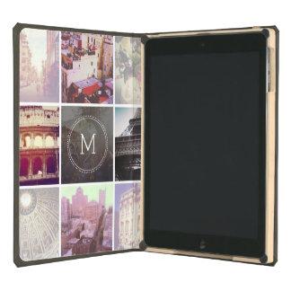 Custom Instagram 8 Photo iPad Air Case