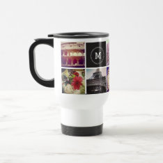 Custom Instagram 8 Photo Mug at Zazzle