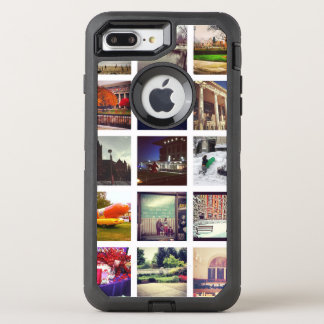 Custom Instagram Photo Collage iPhone 7 Plus Case