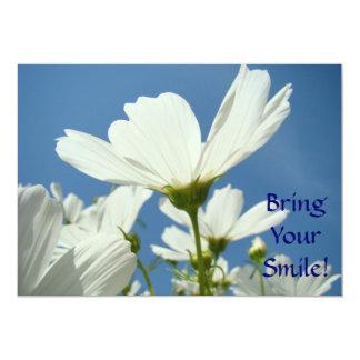 CUSTOM INVITATIONS Daisies Bring Your Smile!