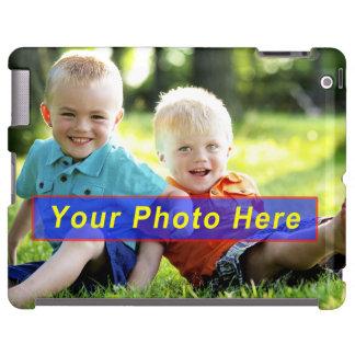 Custom iPad Case Photo, Template ( iPad 2, 3 & 4)
