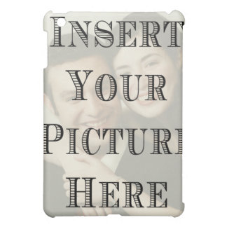 Custom iPad Case with Your Picture