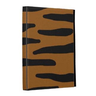 Custom iPad portfolio case Animal print iPad Folio Cover