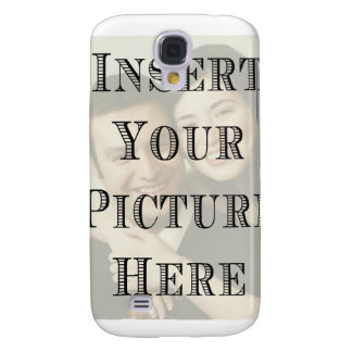 Custom iPhone 3g Case with Your Picture Samsung Galaxy S4 Cover