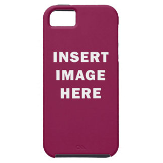 Custom iPhone 5 5S Tough Case Template DIY