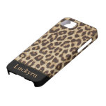 Custom iPhone 5 Leopard Print Case iPhone 5 Covers