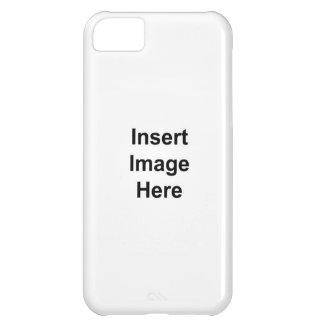 Custom iPhone 5C Slim Case Template DIY