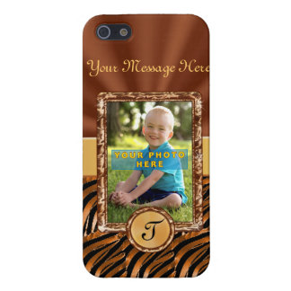 Custom iPhone 5S Cases Photo, Monogram & Your Text iPhone 5/5S Covers