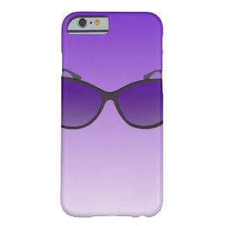 Custom iPhone 6 Cases - Purple Sunglasses