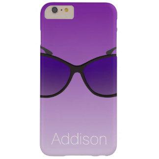 Custom iPhone 6 Cases Purple Sunglasses
