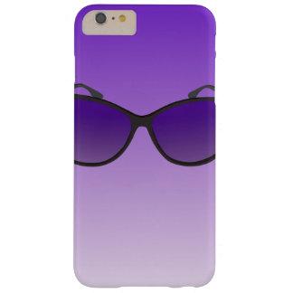 Custom iPhone 6 Plus Cases - Purple Sunglasses