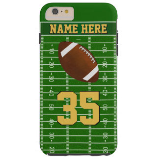 Custom iPhone 6S plus FOOTBALL case Other Versions