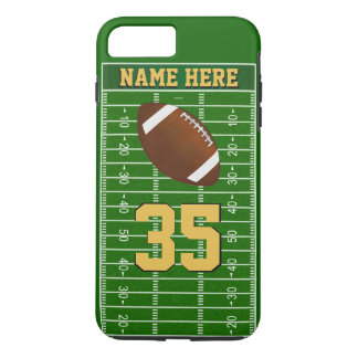 Custom iPhone 7 plus FOOTBALL case Other Versions