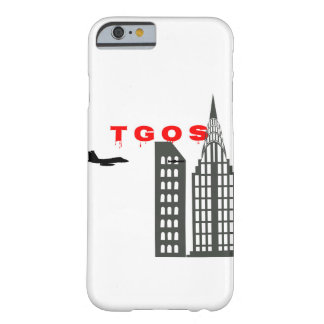 Custom iphone six tgos case barely there iPhone 6 case