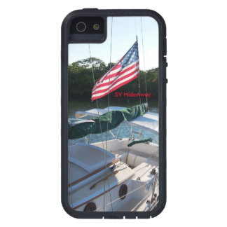 Custom iPhone Tough Extreme Case Sailing HideAway
