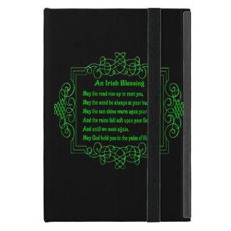 Custom Irish Blessing iPad Mini Case