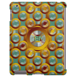 Custom Jewel iPhone Case