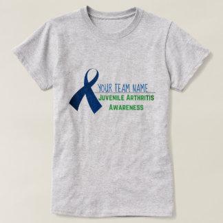 Custom Juvenile Arthritis Awareness T-Shirt