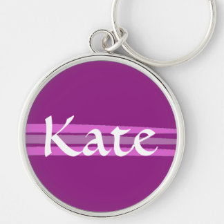 Custom Kate Keychains